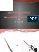 open cholecystectomy