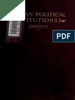 A History and Description of Roman Political Institucions (Frank Frost Abbott)