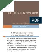 ICT Education in Vietnam