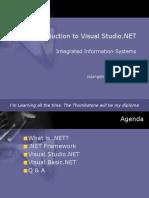Introducing VisualStudio.net