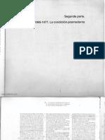 Después Del Movimiento Moderno, Segunda Parte 1965-1977 - Josep Maria Montaner