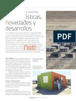 CARACTERISTICAS Y NOVEDADES DE DESARROLLO