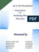115496056 Marekting Plan in Pran