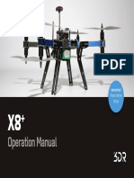 X8 Operation Manual VA