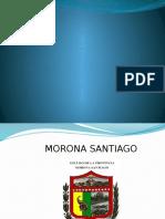 Diapostivas Morona Santiago