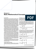 Chapter 3 - Basic Mathematical Concepts