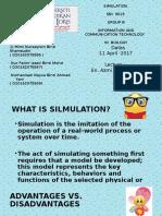 Sbi Simulation
