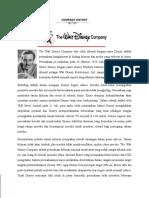 Company History Walt Disney