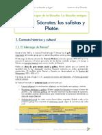 FILOSOFÍA - T2. Sócrates, los sofistas y Platón.pdf