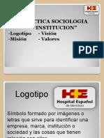 Sociologia Practica Institucion