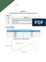 Laporan Percobaan Penentuan Laju Reaksi Iodinasi Aseton dalam Suasana Asam_Kukuh Dwi Saputro_1415100036.docx