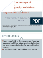 usg in  children