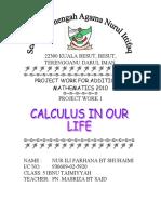 add math folio