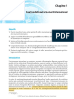 Analyse de L_environnement International
