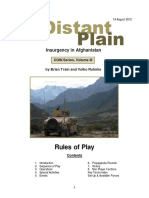 Distant Plain Rules of Play 19august2012