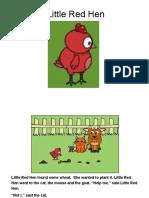 little red hen  ppt