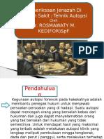 P.point Autopsi Forensik