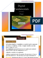 Digital Fundamentals Chapter 4 - Thomas L. Floyd