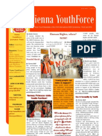 3rd Youth Force Newsletter 21.07