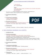 Curso para Perfeccionamiento de Profesores de ELE-LÉXICO-Actividad 3