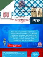 Slide Refarat Penyakit Paru Interstisial (PPI)
