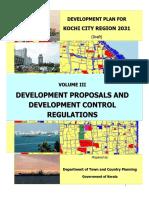 Vol3 Development Proposals Control Regulations