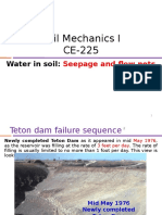 10. Seepage and Flow Nets