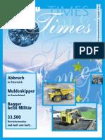 Times 19 German