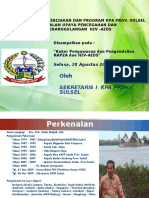Kebijakan Dan Program KPAP Sulsel Biro Bina Napza
