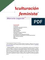 Aculturacion Feminista