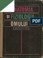 Anatomia Si Fiziologia Omului (I.C.voiculescu-I.C.petricu; Ed.medicala 1971)