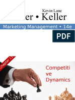 Chapter 11 Competitive Dynamics