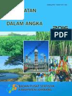 Kecamatan Perak Dalam Angka 2016