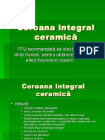 9restaurări Integral Ceramice