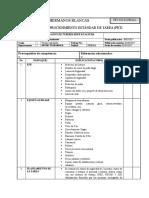 PET-GIT-04-HBSAC Pega de Tubería Hdpe en Altura