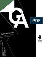 Globo Americano - Entre Dialogos 2015 (Rot)