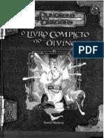 D&D 3E - Livro Completo do Divino - Biblioteca Élfica.pdf