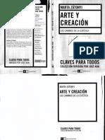 Zátonyi, M. -Arte y creacion (estetica)-.pdf