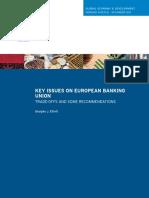 11 European Banking Union Elliott