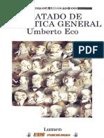 Umberto Eco - Tratado de Semiotica General.pdf