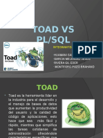 Toad vs Plsql