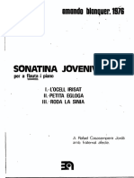 Blanquer Sonatina Jovenivola FL