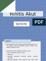 BST Sore Rinitis-AKut