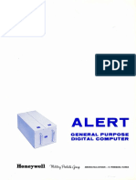 FL-665-R1A ALERT General Purpose Digital Computer