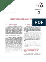Livro Clínica e Prescrição Farmacêutica Capitulo 1