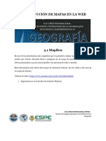 Tutorial MapBox