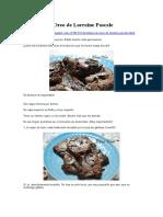 Brownies de Oreo de Lorraine Pascale