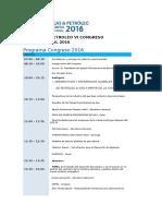 Ypfb Gas & Petroleo Congreso Informe