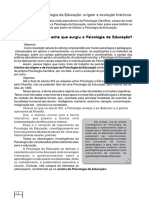 Texto 1 - Histórico e Conceitos Da Psicologia Da Educação.17-20