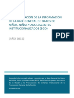 Informe BGD Año 2015 Final